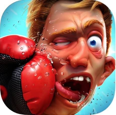 ボクシングスターのアイコン