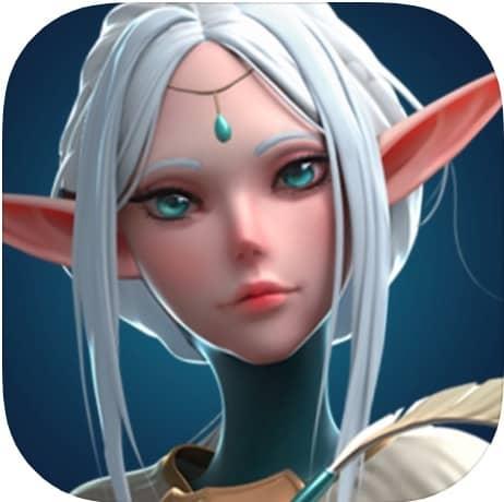モバイルロワイヤル: バトル戦争RPGのアイコン